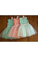 Платье-пачка для девочки