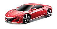 Игровая автомодель 2013 Acura NSX Concept красный