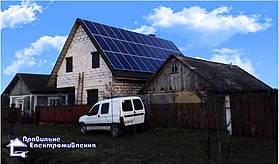Сонячна електростанція 12,5 кВт м. Броди