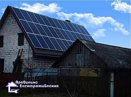 Сонячна електростанція 12,5 кВт м. Броди 1