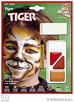 Набір для аквагриму «Тигр»