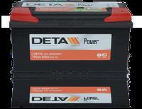 Автомобильный аккумулятор DETA Power 6ст-95 А/ч R+ DB 950