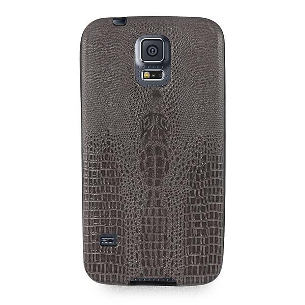 Чехол для Samsung G900 Galaxy S5 Perfektum Crocodile