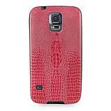 Чехол для Samsung G900 Galaxy S5 Perfektum Crocodile , фото 2