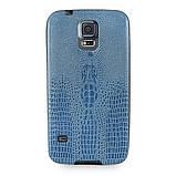 Чехол для Samsung G900 Galaxy S5 Perfektum Crocodile , фото 3