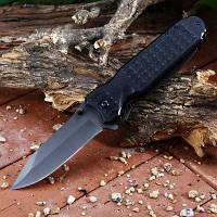 PA43 многофункциональный складной большой карманный нож с зажимом Чёрный