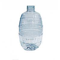 Бутылка ПЭТ бочонок прозразная 1,5 л.