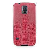 Чехол для Samsung G900 Galaxy S5 Perfektum Crocodile , фото 5