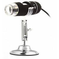 KELIMA C22 USB цифровой микроскоп серебристый и черный