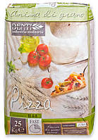 DENTI industria Molitoria  farina di grano tenero per pizza 00А(da 4 a 8 ore) 25 kg - Мука для пиццы