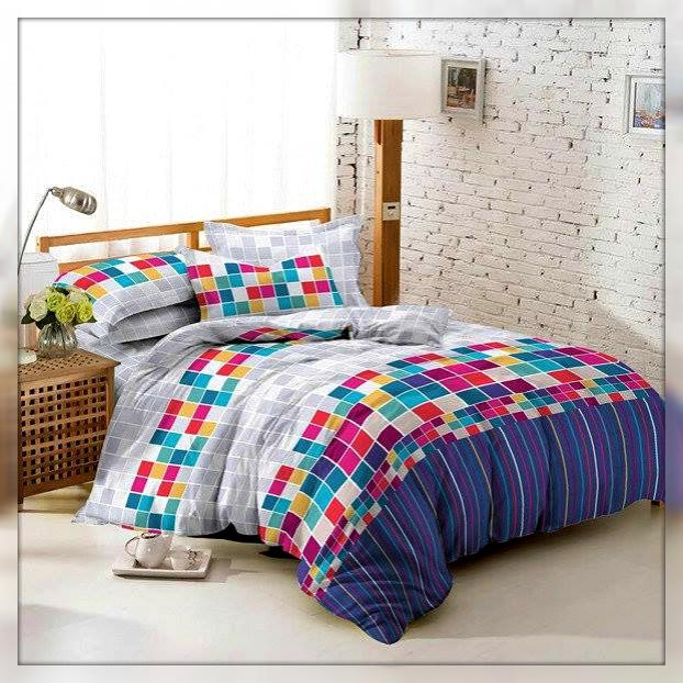 Двуспальные комплекты постельного белья поплин