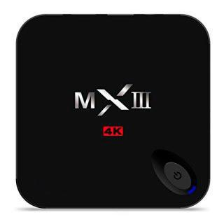 Смарт приставка для телевизора ANDROID TV BOX MXIII 2G