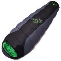 Hasky спальный мешок в стиле мумии Серый