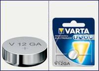 Батарейка щелочная V12GA