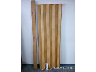 Двери ширмы - гармошки межкомнатные 820х2030х0,6мм