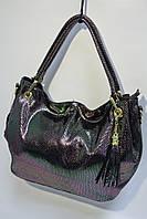 Женская сумка из лазерной кожи B9179-11