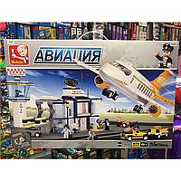 Детский конструктор Аэропорт