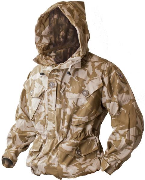 Камуфляжная куртка( парка) DDPM