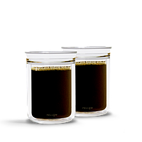 Набор из двух стаканов с двойным стеклом Fellow Stagg Tasting Glasses
