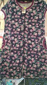 Женский халат FAZO - R, Узбекистан 100% хлопок р. 48-50
