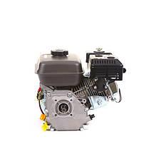 Двигун бензиновий WEIMA BТ170F-T/25 (7 к. с., шліци 25мм), фото 2