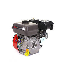 Двигун бензиновий WEIMA BТ170F-T/25 (7 к. с., шліци 25мм), фото 3