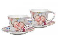 Чайный набор GAPCHINSKA Моя любовь 4 предмета, 924-082
