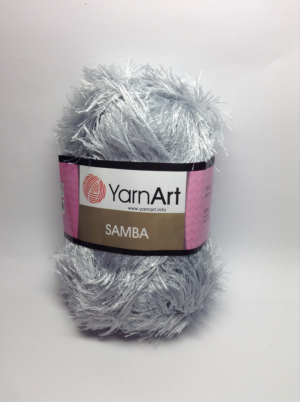 Пряжа samba YarnArt (травичка)