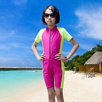 SBART профессиональный детский гидрокостюм с коротким рукавом M