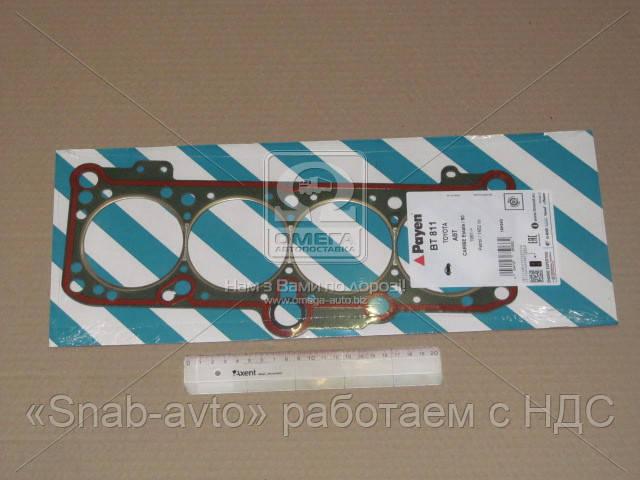 Прокладка головки блока AUDI/Volkswagen 2.0 3A/6A/AEE/ABK (производство PAYEN) (арт. BT811), ACHZX