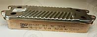 ПЛАСТИННЫЙ  ТЕПЛООБМЕННИК SWEP, VAILLANT TURBOTEC, 12 ПЛАСТИНЫ 192 x 154 x 4 уши