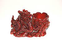 Красный Дракон (подставка под ручки)
