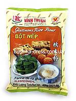 Мука рисовая кулинарная для выпечки сладостей Bot Nep 400г. (Вьетнам), фото 1