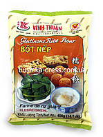 Мука рисовая кулинарная для выпечки сладостей Bot Nep 400г. (Вьетнам)