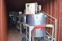 Емкость нержавейка для пищевой промышленности ЕМК-500
