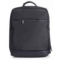 Оригинал Xiaomi 17L классический бизнес-стиль мужской рюкзак для ноутбука Чёрный