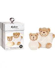 Kaloo Набор 50 мл Дымка (50мл) + мягкая игрушка Медведь