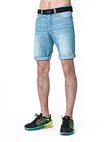 Мужские шорты джинсовые DENIM SKY Urban Planet (джинсовые шорты, шорти чоловічі, летняя одежда, одяг)
