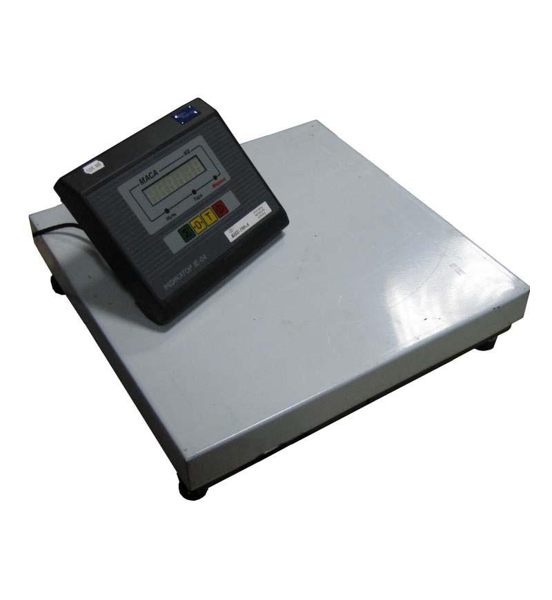 Весы электронные товарные с аккумулятором ВН-60 кг (400х400)