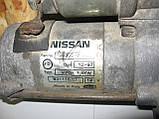 Стартер б/у Nissan Primera (P11) 2.0 16V рік 1996-2001, фото 5