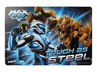 """Подкладка настольная """"Max Steel""""  42,5x29 см, ТМ Kite, MX14-207K"""