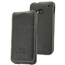 Чехол для HTC One M7 Perfektum Flip Белый