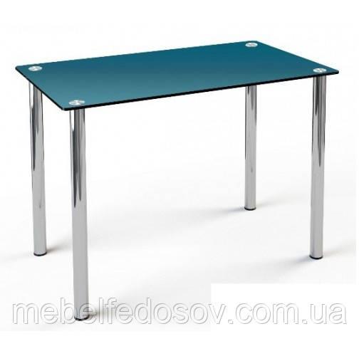 стол со стеклянной столешницей цветной