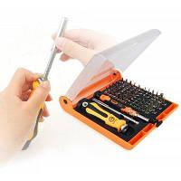 Jakemy JM-6110 72 в 1 Набор отверток для ремонта / демонтажа Оранжевый