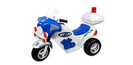 "Мотоцикл ""ЯМАХА, полицейский"", в кор. 75*54*45см, ТМ Орион, произв-во Украина (1шт)"