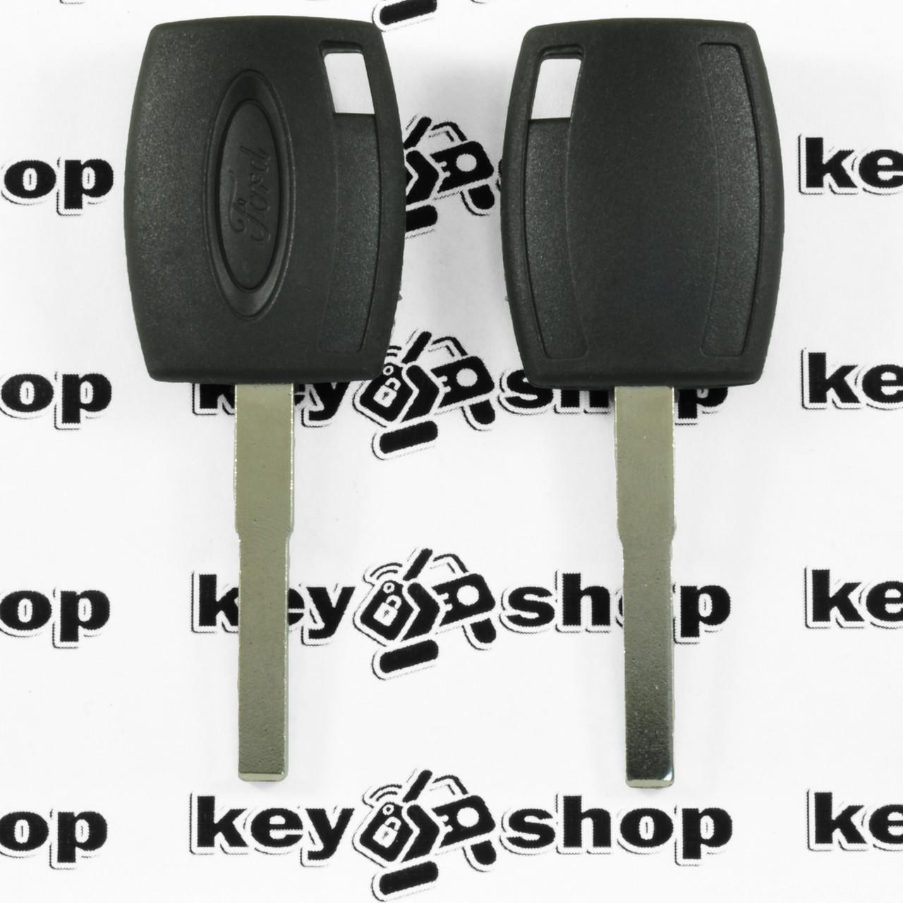 Корпус авто ключа под чип для FORD (Форд), лезвие HU101