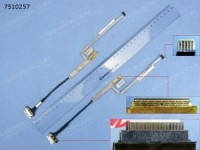 Шлейф матрицы для ноутбука Acer Aspire One D255, D257, D260, D270, Led 40pin