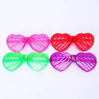 Светящиеся очки Сердца, BT-LT-0012