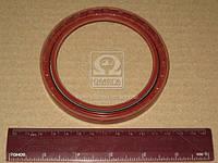 Сальник моста среднего КАМАЗ в сборе 80х105х10 (красный) (производство Украина) (арт. 6520-2502280)