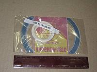 Сальник гидромуфты КАМАЗ (186) (силикон) (производство Украина) (арт. 740.1318186-02)